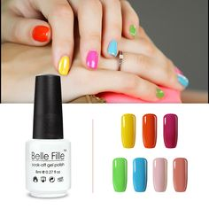 8ml Professional UV Nail Gel Polish Brown Color Coat Nail Primer fingernail polish manicure maquiagem vernis semi permanent