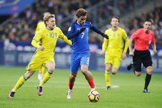 Blog Esportivo do Suíço:  França vira sobre a Suécia e se isola na liderança nas eliminatórias