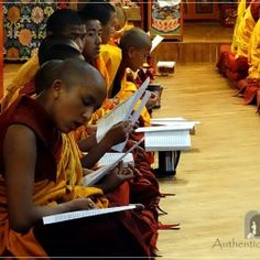 Kopan Monastery – Introductory Buddhism Course