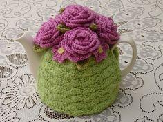 teiera fiore
