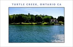 Turtle Creek Drive-By, Lake Manitou, Sandfield, Ontario, Canada #693