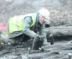 Roads Minister Danny Kennedy says there cant be any more delays to work on the A32 Cherrymount Link Road near Enniskillen which has been held up by the treasure trove of historical artefacts discovered.  Archaeologists are working round the clock to excavate as much material as possible from the Fermanagh site, before the major roads project goes ahead.