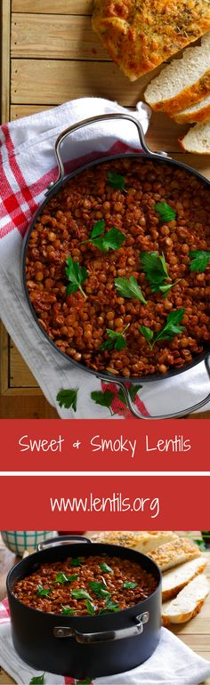 These lentils have well-rounded flavour and go so wonderfully with anything that comes off of the grill. Flavours combine and they taste even better the next day!