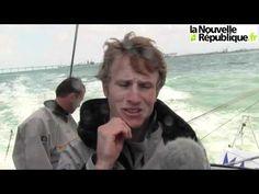 """Direction le """"Vendée Globe """" à bord du voilier MACIF"""