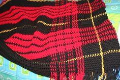 Free Crochet Pattern - Highland Afghan