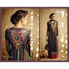 Heer Designer Salwar Suit ( Code - 5704 )