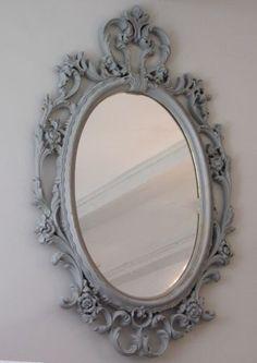 Brocante spiegel. Cedante.nl