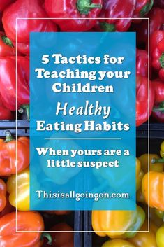 5 Tactics for Teaching your Kids Healthy Eating Habits (even when yours are a little suspect) Do you struggle with your relationship with food? It doesn't mean you can't teach your children healthy eating habits - here's how to do it! Healthy Habits For Kids, Healthy Eating For Kids, Healthy Eating Habits, Healthy Foods To Eat, Healthy Living, Nutrition Poster, Heart Healthy Recipes, Vegan Recipes, Organic Recipes