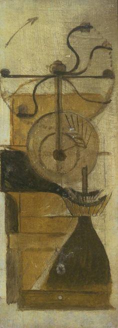 Marcel Duchamp 'Coffee Mill', 1911 © Succession Marcel Duchamp/ADAGP, Paris and DACS, London 2016