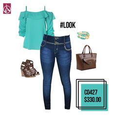 Usa tus colores favoritos y #ParisJeans favoritos para verte super #Cool. #Moda #Outfit  www.paris-jeans.com