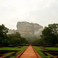 Un precioso rincón de Sri Lanka.