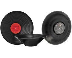 RECORD BOWLS | Recycled Vinyl, LP, Album | UncommonGoods