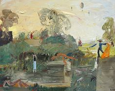 John Bradford - Birth of Dionysus at Bowery Gallery