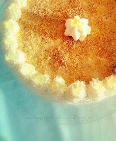 Tort migdałowo - jabłkowy PRZEPIS