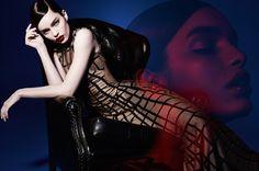 Campanha Inverno 2014   Modelo: Luma Grothe  Fotógrafo: Zee Nunes  Stylist: Pedro Sales  Beleza: Silvio Giorgio