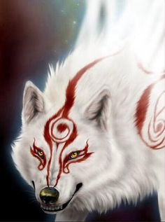 MY TRIBAL WOLF THATS MY SPIRIT