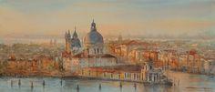 Sergiy Lysyy Venice Watercolor Pictures, Santa Lucia, Venice, Watercolour, Community, Inspired, Live, Artist, House
