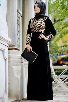 Muslim Women Fashion, Arab Fashion, Islamic Fashion, Modest Fashion, Girl Fashion, Hijab Outfit, Hijab Dress, Hijab Abaya, Modele Hijab