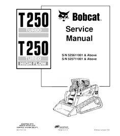 Best download bobcat t190 turbo t190 turbo high flow