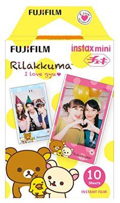 Fujifilm Instax Mini Film RiLakkuma Fujifilm http://www.amazon.com/dp/B00DH8139O/ref=cm_sw_r_pi_dp_M4v4vb1RPH57C