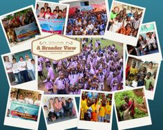 Join us today and gain A Broader View of the World! Volunteer abroad in 22 countries and 200 social outreach programs  https://www.abroaderview.org