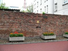 Last Remaining Section of #Warsaw Ghetto #poland