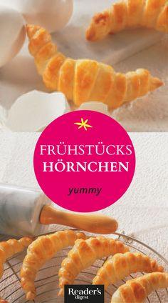Butterhörnchen Readers Digest, Pineapple, Fruit, Food, Oven, Simple, Rezepte, Pinecone, Meals