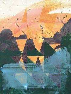 """Saatchi Online Artist Bryan Reedy; Painting, """"Quilt I"""" #art"""