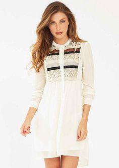 337666de98d0 Cristina Embroidered Dress - View All Dresses - Dresses - Clothing - Alloy  Apparel