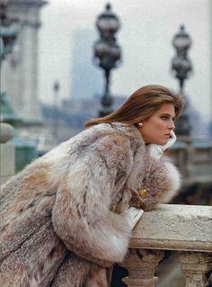 Lynx Coat Madame