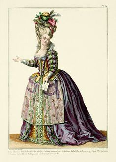 EKDuncan - My Fanciful Muse: Fancy French Fashions and Costumes from the 1770's