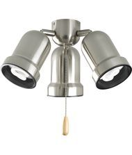 Visit The Home Depot to buy Progress Lighting AirPro Brushed Nickel Ceiling Fan Light 785247163571 Hunter Douglas, Home Depot, Brushed Nickel Ceiling Fan, Ceiling Fan Blades, Fan Light Kits, Progress Lighting, Track Lighting, Ceiling Lights, Contemporary