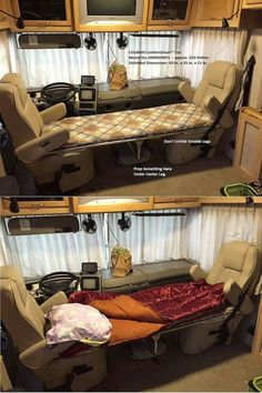 Great idea for an extra bed