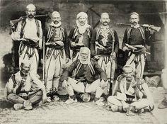 SmyrneIzmir , Brigands Albanais