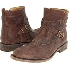 These don't look like Frye boots. In a good way.