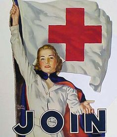 I love old Red Cross Posters.