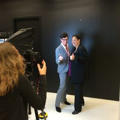 Photoshoot @ Opzij HQ - regarding a new item to be published in paper & online March 2015