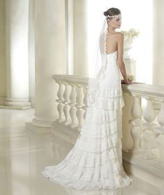 Shadia wedding dress from the Modern Bride 2015 - St Patrick collection | St. Patrick