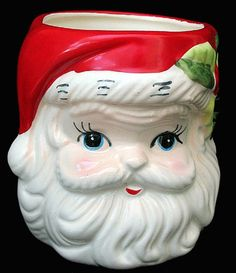 Vintage Relpo Taiwan Santa Claus Head Vase Relpo http://www.amazon.com/dp/B00FX7KFCI/ref=cm_sw_r_pi_dp_piAqub1JNS6SB