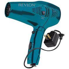 Revlon Compact Styler 1875W Style & Go Hairdryer - Walmart.com