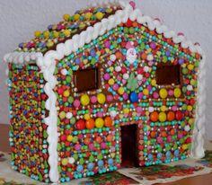 Gingerbread House / Lebkuchenhaus
