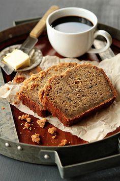 foodopia:  the best banana bread: recipe here