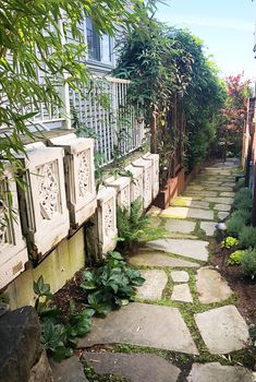 Don't Sideline Your Side Yard Don't Sideline Your Side Yard Window Well, Workshop, Side Yards, Small Backyard Landscaping, Ornamental Plants, Garden Theme, Environmental Design, Garden Spaces, Container Plants