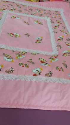 Baby Crafts, Diy And Crafts, Baby Girl Bedding, Baby Sewing Projects, Baby Accessories, Baby Items, Quilts, Blanket, Baby Sheets