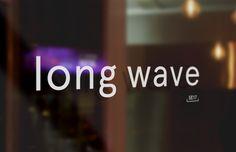 Longwave – Bar / Branding / Identity / Logo / Design / Restaurant / Coffee