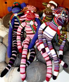 Brighten up your day with a Woza Moya monkey & support the community based NGO located in rural KwaZulu-Natal.