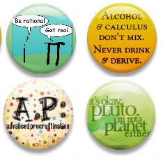 Alcohol and calculus don't mix. Never drink and derive.