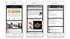 #facebook #foursure #haberkaynağı #mekan  Facebook artık sadece sohbet ağı olmaktan öteye adım istiyor ve yeni güncellemesi ile Foursquare rekabetini başlattı!