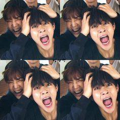 VMin || BTS Jimin & V || Bangtan Boys Park Jimin & Kim Taehyung