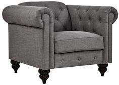 Charlton Home Renita Chesterfield Chair